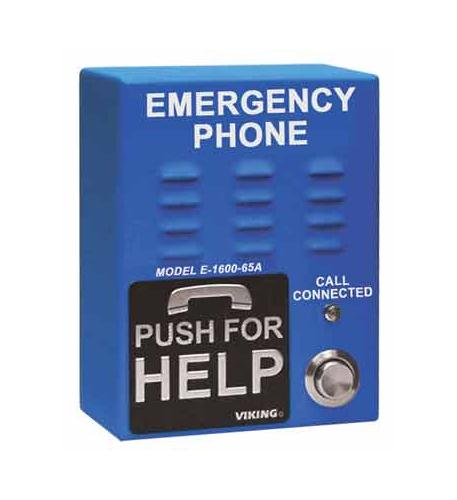 Viking E-1600-65A Emergency Phone With 5 Number Dialer