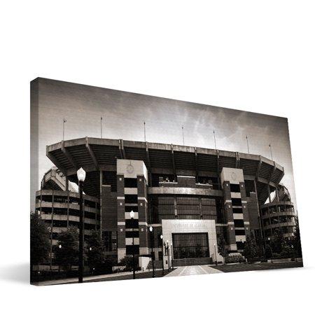 Alabama 16x36 Bryant-Denny Stadium Canvas Alabama Bryant Denny Stadium