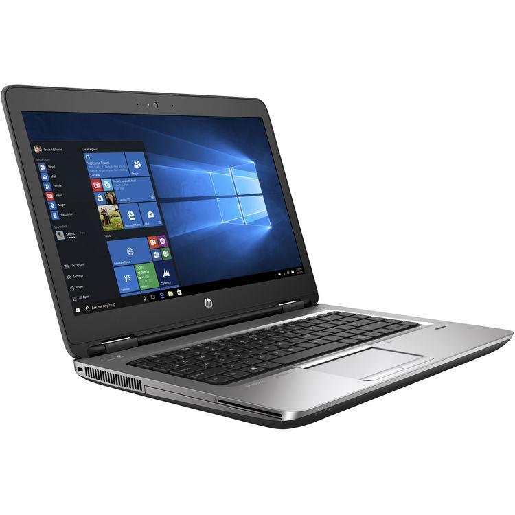 "HP ProBook 640 G2 14"" Full HD Notebook, Intel Dual-Core i7-6600U Upto 3.4GHz, 16GB DDR4, 1TB SSD, DVD-RW, Docking Connector, VGA, Display Port, Card Reader, Wifi, Bluetooth, Windows 10 Pro 64Bit"