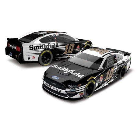 Aric Almirola Action Racing 2019 #10 Smithfield 1:64 Regular Paint Die-Cast Ford Mustang - No