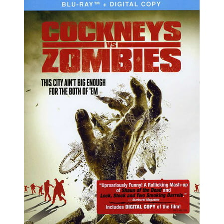 Cockneys vs. Zombies (Blu-ray)](Plants Vs Zombies 2 Halloween 2017)
