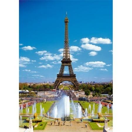 Trefl The Eiffel Tower Jigsaw Puzzle (2000 Piece)](Eiffel Tower Puzzle)