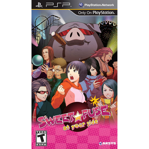 Sweet Fuse At Your Side (psp)