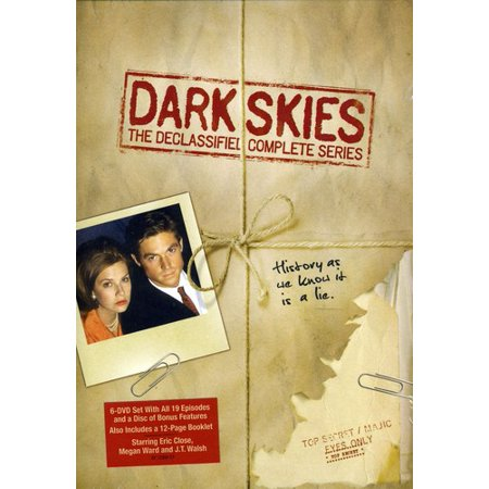 Dark Skies: The Declassified Complete Series (Pie In The Sky Tv Series Episodes)
