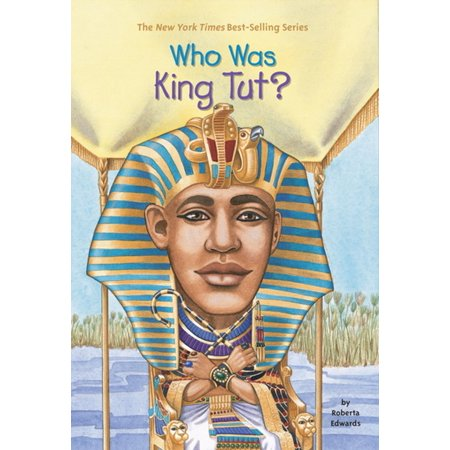 Was King Tut Black (Who Was King Tut? - eBook)