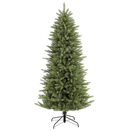 7 1/2 ft. Slim Fraser Fir Artificial Christmas Tree ...