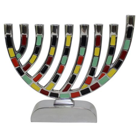 Lighted Menorah (Ben and Jonah Lamp Lighters Ultimate Judaica Menorah )