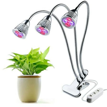 Світлодіодне фіто освітлення для рослин