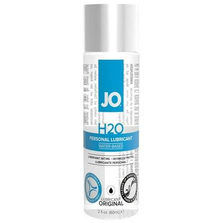 System JO H2O Lubricant - 2 oz