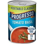 (4 pack) Progresso Soup, Vegetable Classics, Tomato Basil Soup