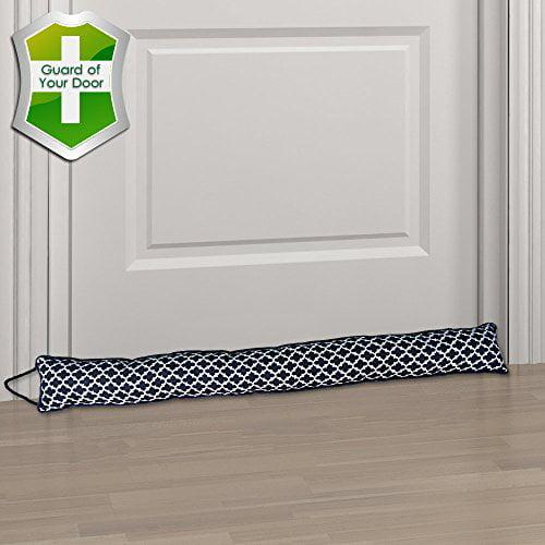 Details about  /Under Door Draft Blocker Window Guard Stopper Sealing Weather Strip Kit Tool New