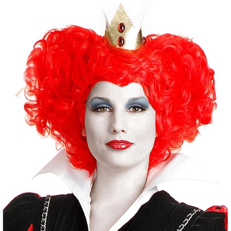 Red Queen Wig (King Wig)