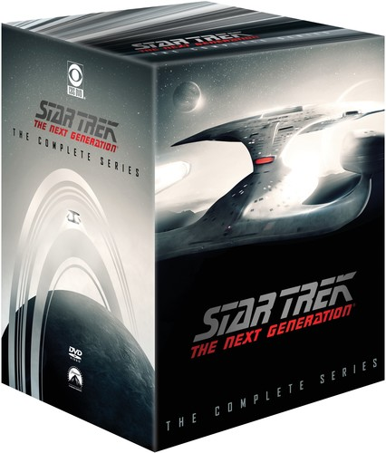 Star Trek The Next Generation: The Complete Series (DVD) by Paramount