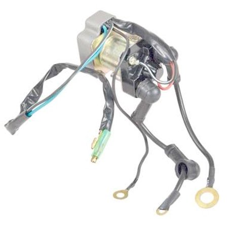 (NEW 24V SOLENOID FITS CONTROL RELAY FITS 0-25000-6221 0-25000-6222 0250006161 0-25000-6320 0-25000-7810 0-25000-7811 0250006162)