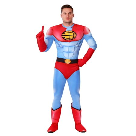 Captain Planet Costume](Planet Costumes)