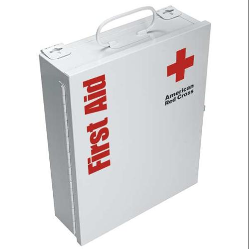 FIRST AID ONLY 1350-RC-0103 First Aid Kit, Bulk, White, 138 Pcs, 25 Ppl