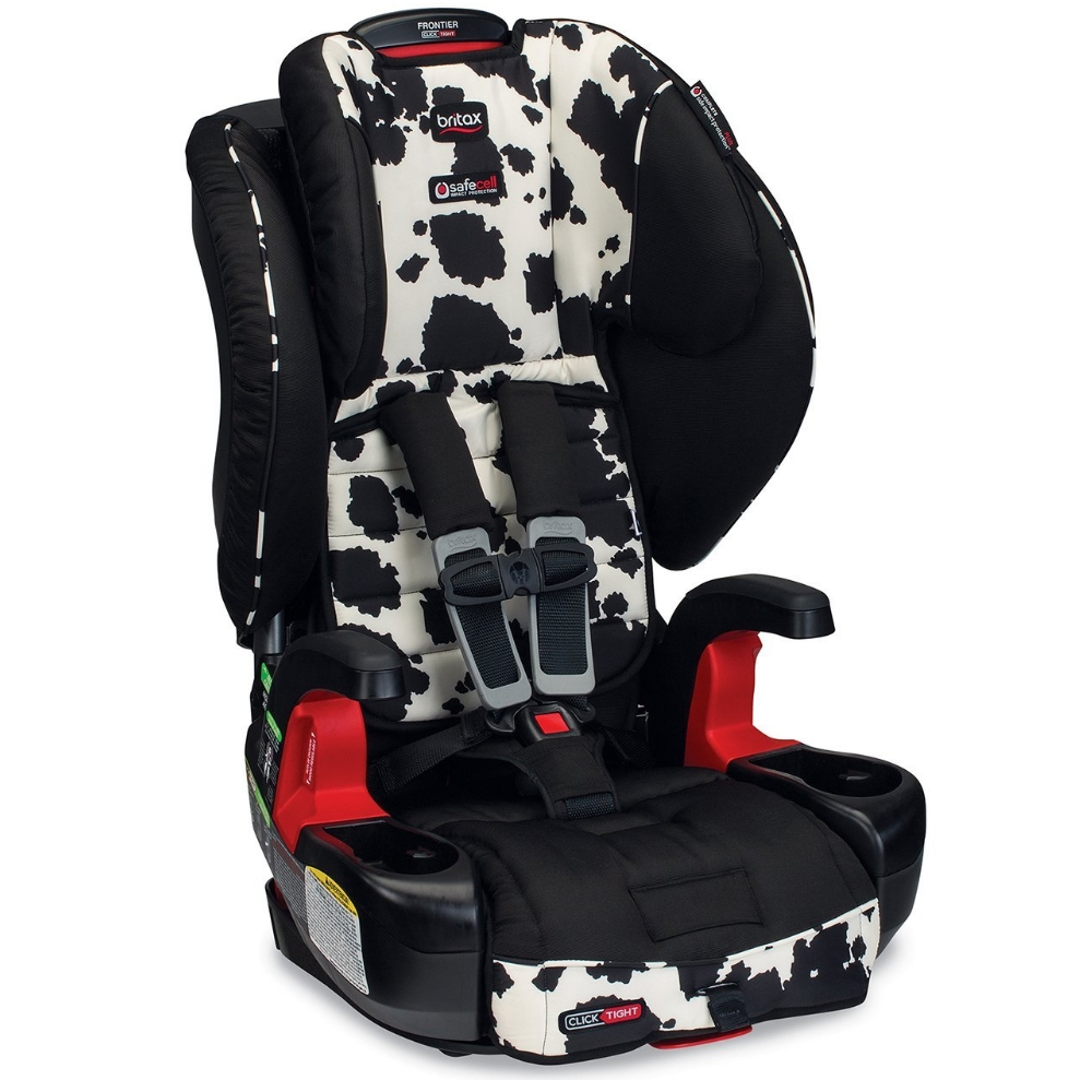 Britax Frontier G1.1 ClickTight Booster Seat - Cowmooflage