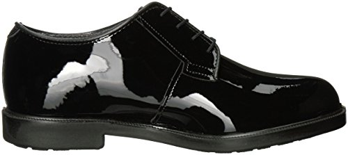 Bates Women's High Gloss Durashocks Shoe,Black,4 W US