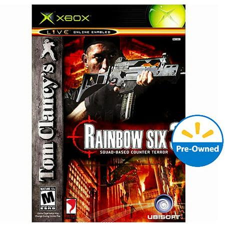 Rainbow Six 3 (Tom Clancy's) - Xbox (Tom Clancys Rainbow Six 3 Raven Shield)