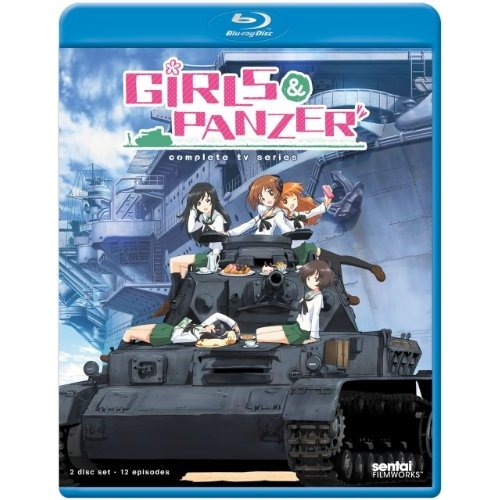 Girls und panzer:Complete tv collecti (Blu-ray)
