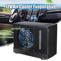 35W 12V Universial Portable ICE Evaporative Mini Air Conditioner Home Car Water Cooler Cooling Fan