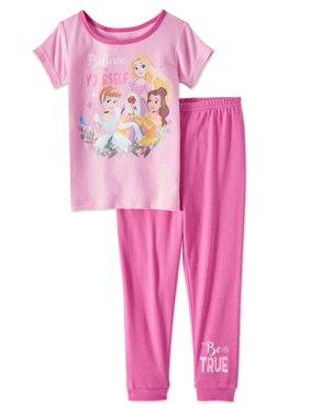 a0bbeaa5e4d9 Toddler Girls Pajamas   Robes - Walmart.com