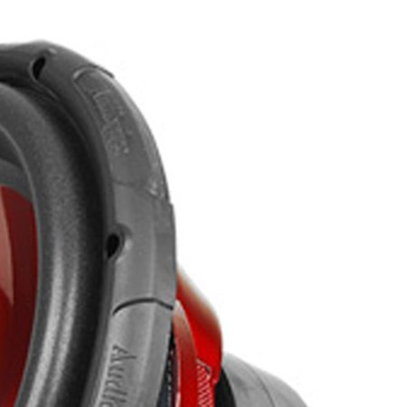 "Audiopipe TXX-APC-12RD 12"" 1600W Car Audio Dual 4 Ohm High Power Subwoofer, Red"