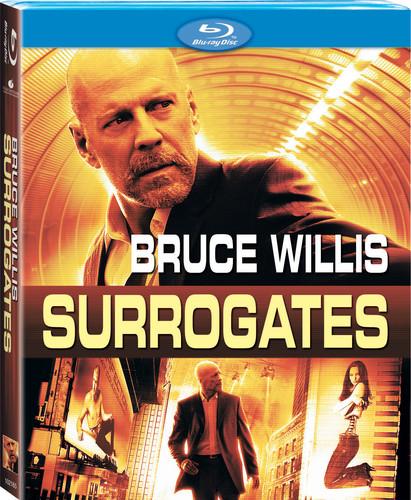 Surrogates [Widescreen] (Blu-ray)
