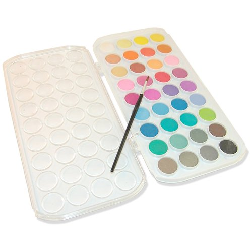 Simply Watercolor Pan Set, 36pk