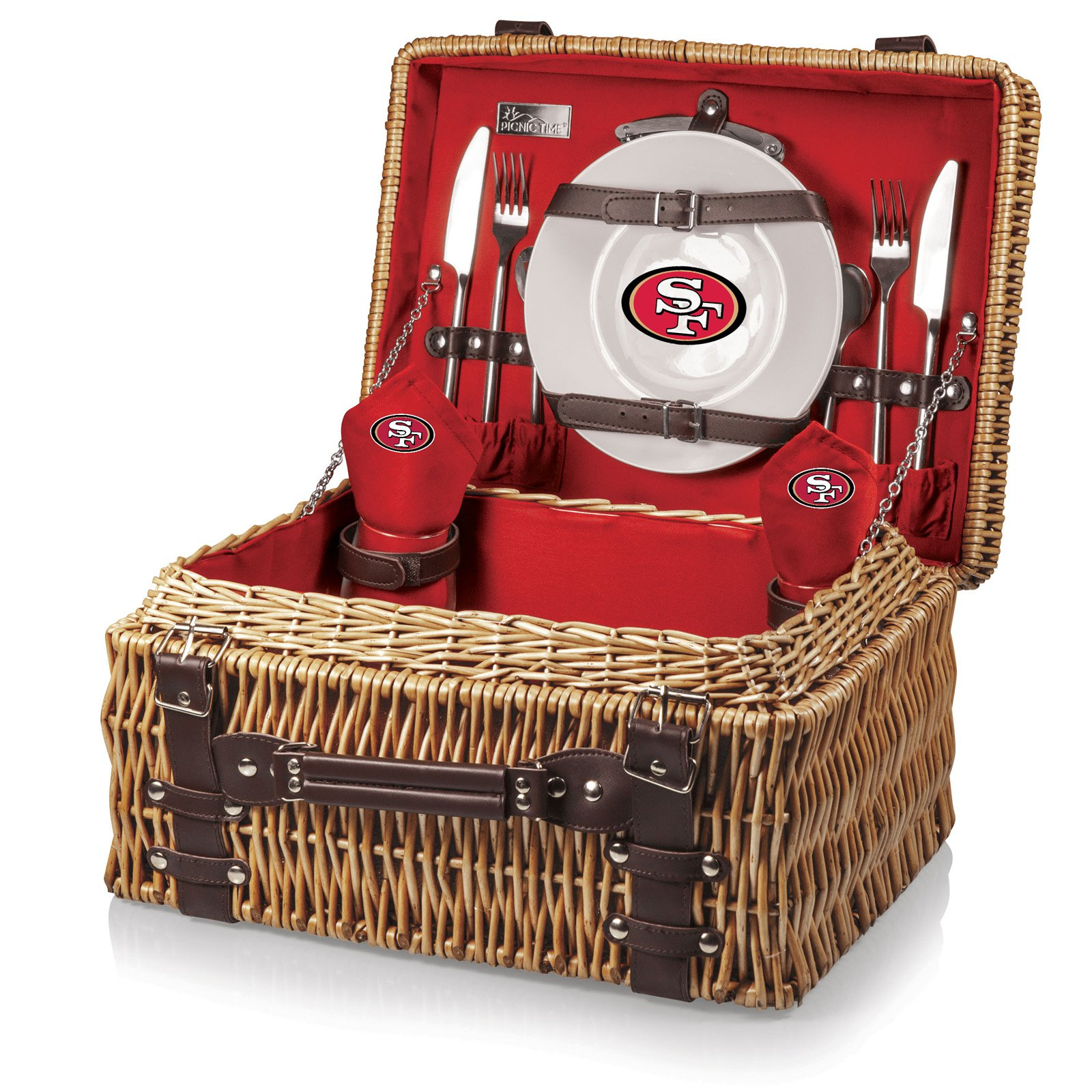 Picnic Time NFL Champion Picnic Basket