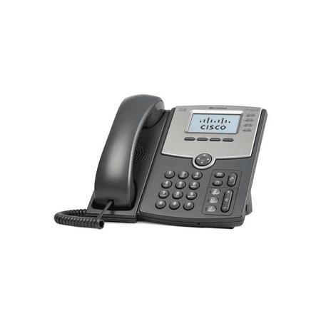 - Cisco SPA514G 4-Line Gigabit IP Phone with Power Supply