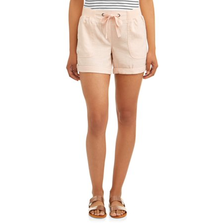Women's Soft Linen Shorts - Wholesale Womens Shorts