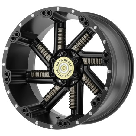 Metal Wheel - Moto Metal MO979 Buckshot 22x12 8x6.5