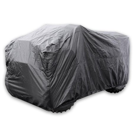 - Kwik Tek ATVC-B ATV Cover - Black - XL