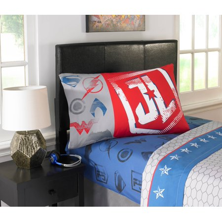 Justice League Call for Justice Kid's Bedding Sheet Set