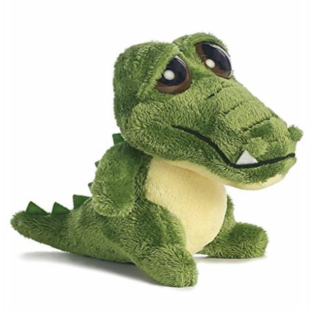 Aurora World Dreamy Eyes Green Gator with Bubble Sound -