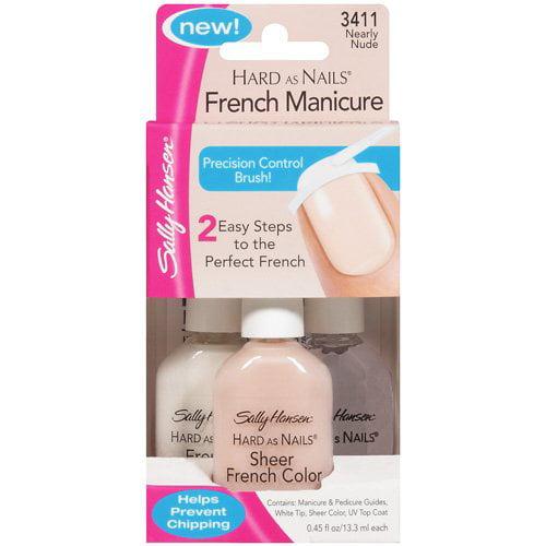Revlon manicure kit instructions