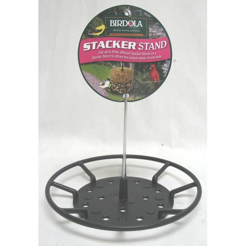 Birdola Seed Stacker Cake Birdfeeder by Spectrum Brands
