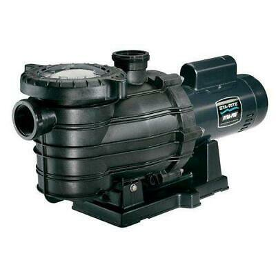 Sta-Rite MPRA6D-204L Dyna-Pro Standard Efficiency Single Speed Up Rated 3/4HP Pool Pump, 115V/230V ()