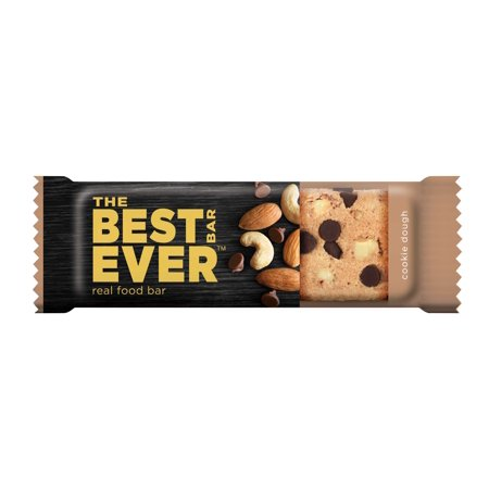 Best Bar Ever Cookie Dough 1.41 Ounce Bar, 12