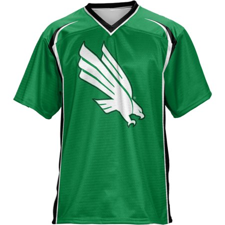 North Texas Football - ProSphere Men's University of North Texas Wild Horse Football Fan Jersey