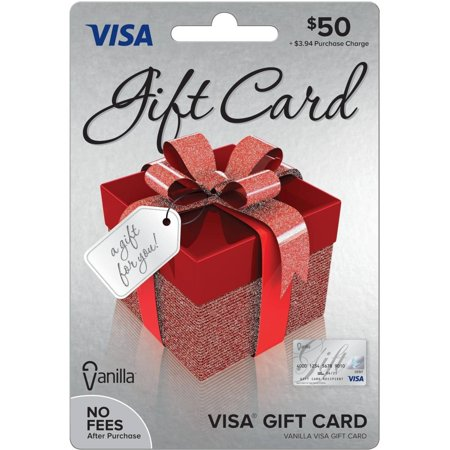 Visa $50 Gift Card (Add Visa Gift Card To Bank Account)