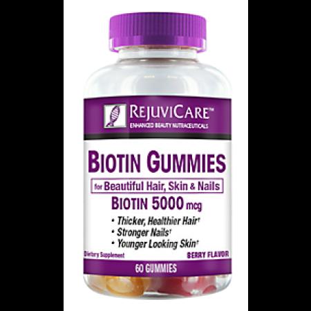 RejuviCare Biotin gélifiés
