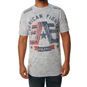 American Fighter Men's Stony Brook Sketch Short Sleeve Graphic T-Shirt