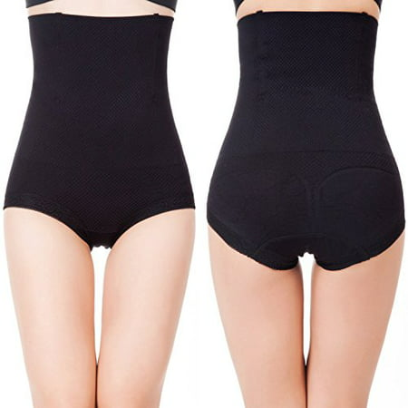 Women's Shapewear Hi-Waist Brief Firm Tummy Control Butt Lifter Panty Shaper Tummy Shaper Brief