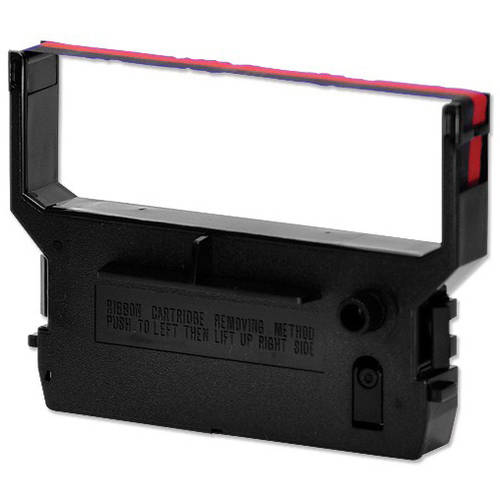 Universal Inkjet Compatible Ribbon for Star SP200, Black