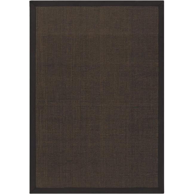 Couristan 48140001086130T 8 ft. 6 in. x 13 ft. Bay View Asbury Rectangle Area Rug - Gold & Black - image 1 de 1