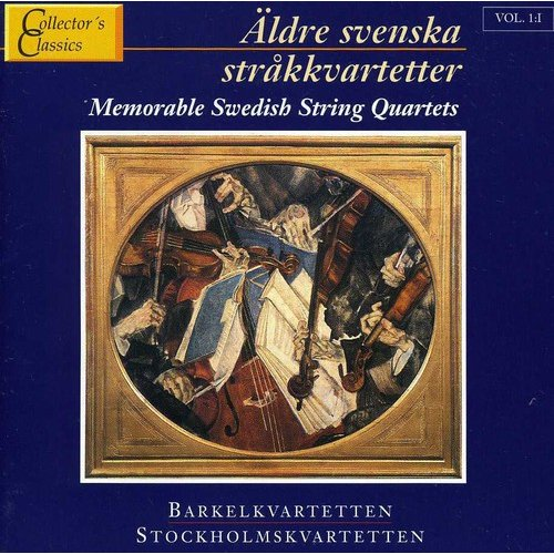 Memorable Swedish String Quartets 1 / Various