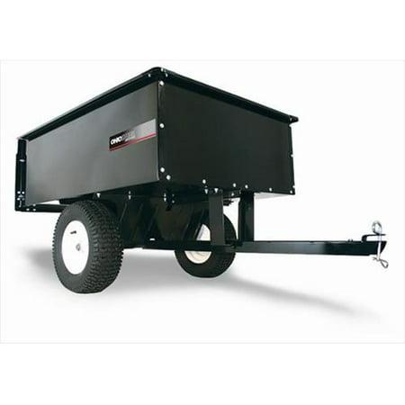 Ohio Steel Industries 3448HKD 14 cu. ft. Welded Steel Dump Cart & 16 cu. ft. Heaped; 1250