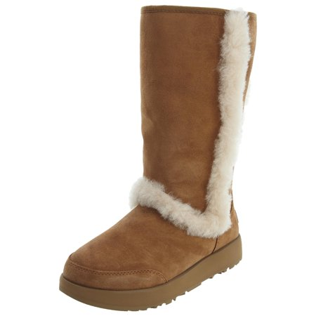 fa3a91b9729 UGG Sundance Waterproof Women's Fur Trim Boot 1017511